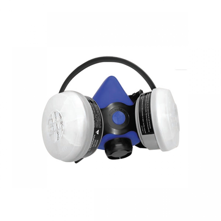 half facepiece reusable respirator