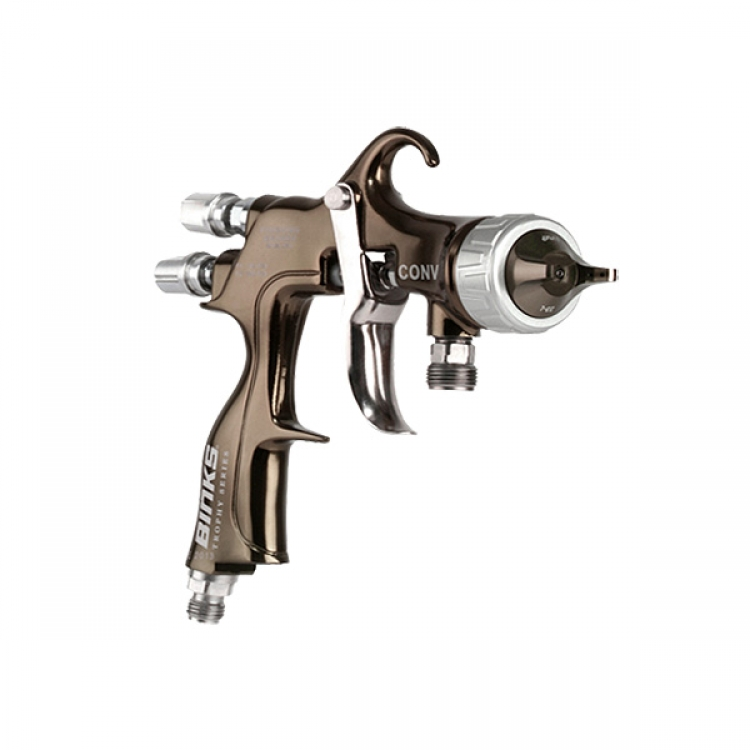 trophy spray gun conventional