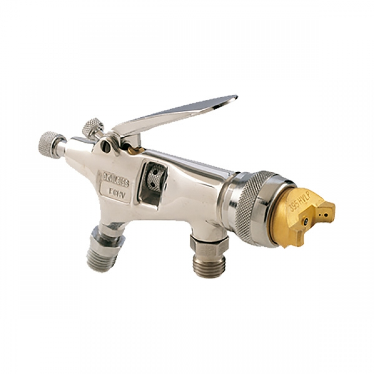 touch-up hvlp spray gun