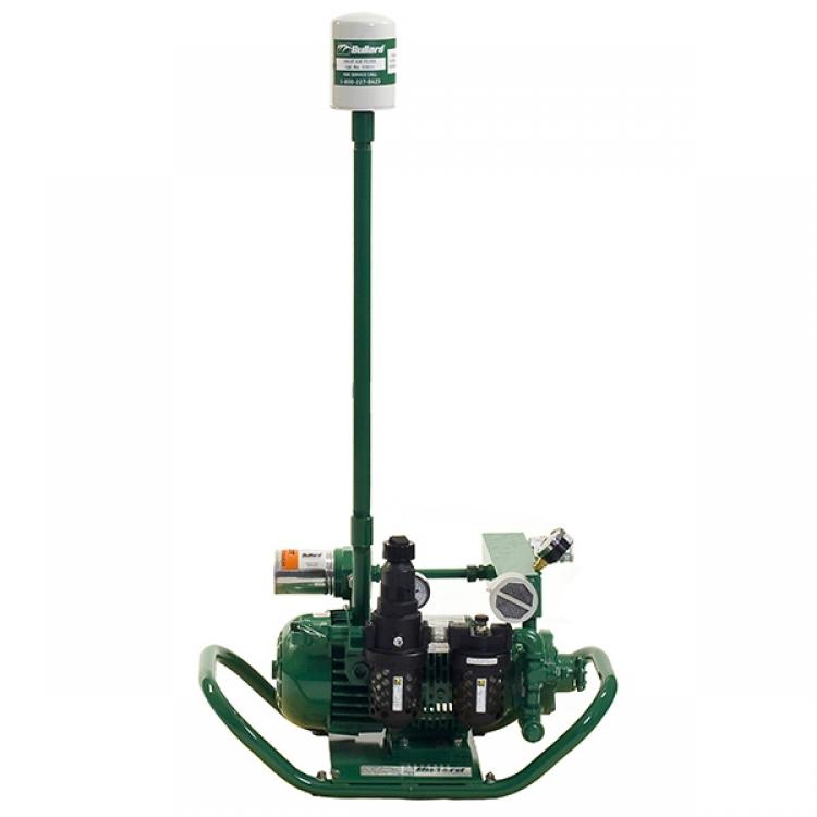 air driven free air pump