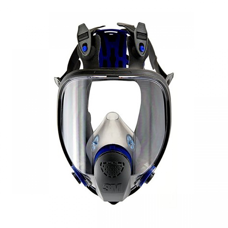 full face piece reusable respirator