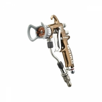 air assisted spray gun high pressure