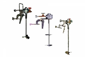 c-clamp mixers