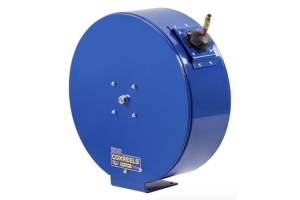 enclosed spring driven reel