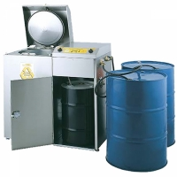 industrial solid waste solvent recycler