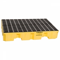 low profile containment pallet