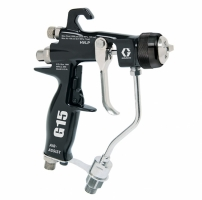g15 air assisted spray gun from graco
