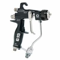 g15 air assisted spray gun from graco