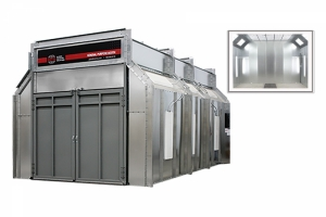 general purpose spray booth