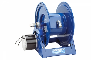 motorized reel