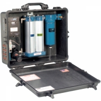 portable breathing air system non-co removal