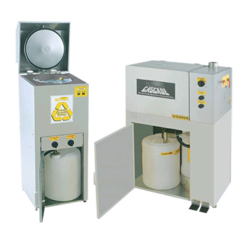 solvent recyclers at aiseco