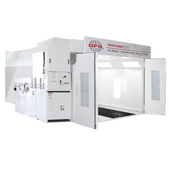 spray booths from aiseco